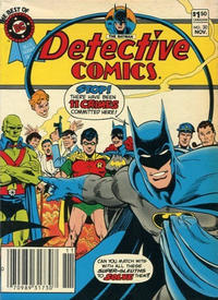 Cover Thumbnail for The Best of DC (DC, 1979 series) #30 [Canadian Newsstand]