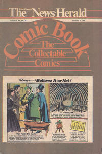 Cover Thumbnail for The News Herald Comic Book the Collectable Comics (Lake County News Herald, 1978 series) #v3#52