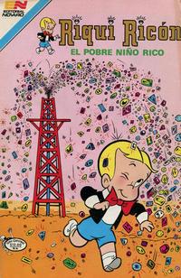 Cover Thumbnail for Riqui Ricón el Pobre Niño Rico (Editorial Novaro, 1979 series) #113