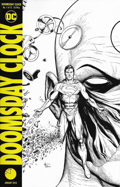 Gcd Cover Doomsday Clock 1