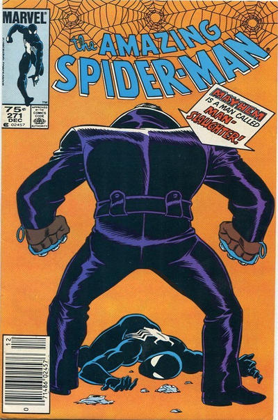 Cover for The Amazing Spider-Man (Marvel, 1963 series) #271 [Direct]