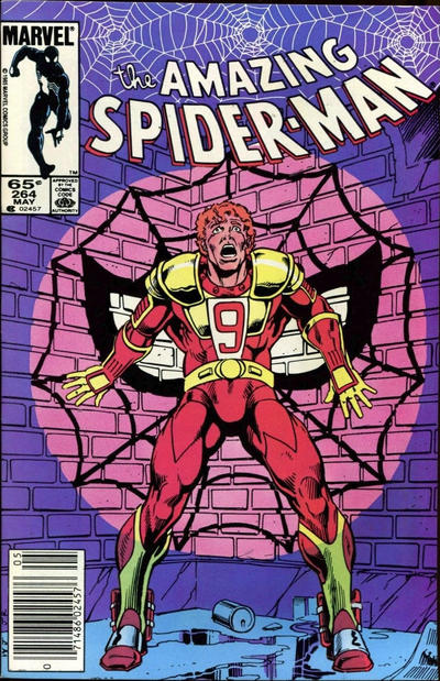 Cover for The Amazing Spider-Man (Marvel, 1963 series) #264 [Canadian]