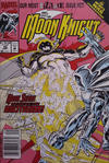 Cover Thumbnail for Marc Spector: Moon Knight (1989 series) #42 [Newsstand]