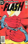 Cover for The Flash (DC, 1959 series) #326 [Canadian Newsstand]
