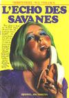 Cover for L'Écho des savanes (Editions du Fromage, 1972 series) #12