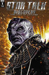 Cover for Star Trek: Discovery: The Light of Kahless (IDW, 2017 series) #1 [Cover A]