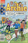 Cover for Archie (Archie, 1959 series) #374 [Canadian Newsstand Edition]