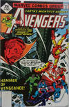 Cover Thumbnail for The Avengers (1963 series) #165 [Whitman]