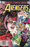 Cover Thumbnail for The Avengers (1963 series) #234 [Canadian Newsstand Edition]