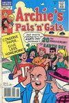 Cover for Archie's Pals 'n' Gals (Archie, 1952 series) #215 [Canadian]