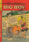 Cover for Adventures of the Big Boy (Webs Adventure Corporation, 1957 series) #145 [West]