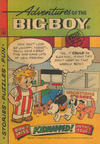 Cover for Adventures of the Big Boy (Webs Adventure Corporation, 1957 series) #144 [East]