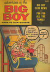Cover for Adventures of the Big Boy (Webs Adventure Corporation, 1957 series) #37 [East]