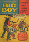 Cover for Adventures of the Big Boy (Webs Adventure Corporation, 1957 series) #31 [East]