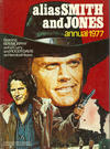 Cover for Alias Smith and Jones Annual (World Distributors, 1976 series) #1977