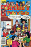 Cover for Archie's Pals 'n' Gals (Archie, 1952 series) #196 [Canadian]