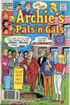 Cover Thumbnail for Archie's Pals 'n' Gals (1952 series) #198 [Canadian]