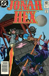 Cover Thumbnail for Jonah Hex (1977 series) #77 [Canadian Newsstand]