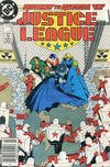 Cover for Justice League (DC, 1987 series) #3 [Canadian Newsstand]
