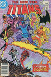 Cover for The New Teen Titans (DC, 1980 series) #32 [Canadian]