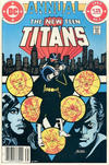 Cover Thumbnail for The New Teen Titans Annual (1982 series) #2 [Canadian]