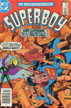 Cover for The New Adventures of Superboy (DC, 1980 series) #48 [Canadian]