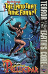 Cover Thumbnail for Edgar Rice Burroughs' The Land That Time Forgot/Pellucidar: Terror from the Earth's Core (2017 series) #2 [Main Cover B]