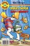 Cover for Donald Pocket (Hjemmet / Egmont, 1968 series) #58 - Onkel Skrue går i vannet [3. utgave bc-F 390 01]