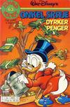 Cover for Donald Pocket (Hjemmet / Egmont, 1968 series) #63 - Onkel Skrue dyrker penger [3. utgave bc 390 12]