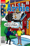Cover for Archie (Archie, 1959 series) #395 [Newsstand]