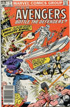 Cover for The Avengers Annual (Marvel, 1967 series) #11 [Canadian]