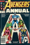 Cover for The Avengers Annual (Marvel, 1967 series) #12 [Canadian]