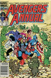 Cover for The Avengers Annual (Marvel, 1967 series) #13 [Canadian]