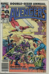 Cover for The Avengers Annual (Marvel, 1967 series) #14 [Canadian]