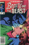 Cover for Beauty and the Beast (Marvel, 1984 series) #2 [Canadian]