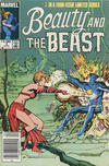 Cover for Beauty and the Beast (Marvel, 1984 series) #3 [Canadian]