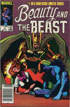 Cover for Beauty and the Beast (Marvel, 1984 series) #4 [Canadian]