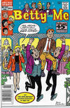 Cover for Betty and Me (Archie, 1965 series) #164 [Canadian]