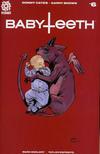 Cover for Babyteeth (AfterShock, 2017 series) #6