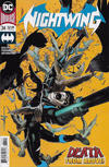 Cover for Nightwing (DC, 2016 series) #34