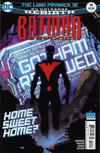 Cover for Batman Beyond (DC, 2016 series) #14 [Bernard Chang Cover]