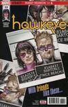Cover for Hawkeye (Marvel, 2017 series) #13 [Julian Totino Tedesco]