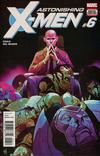 Cover Thumbnail for Astonishing X-Men (2017 series) #6 [Mike Del Mundo]