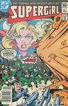 Cover for The Daring New Adventures of Supergirl (DC, 1982 series) #7 [Canadian]