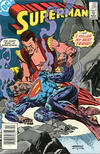 Cover for Superman (DC, 1939 series) #390 [Canadian]