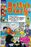 Cover for Betty's Diary (Archie, 1986 series) #17 [Canadian]