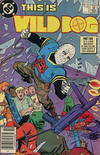 Cover for Wild Dog (DC, 1987 series) #2 [Canadian]