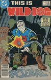 Cover for Wild Dog (DC, 1987 series) #3 [Canadian]