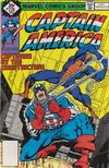 Cover for Captain America (Marvel, 1968 series) #228 [Whitman]