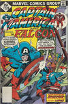 Cover for Captain America (Marvel, 1968 series) #220 [Whitman Edition]